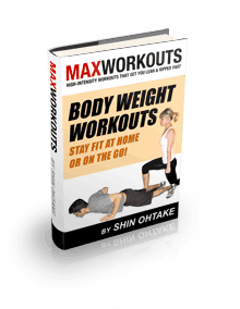 MAX Workouts by Shin Ohtake - High-Intensity Workout Routines That ...