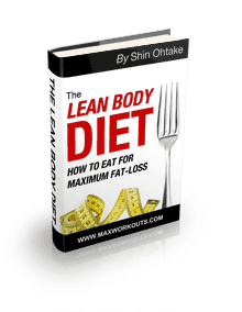 Lean Body Diet book cover