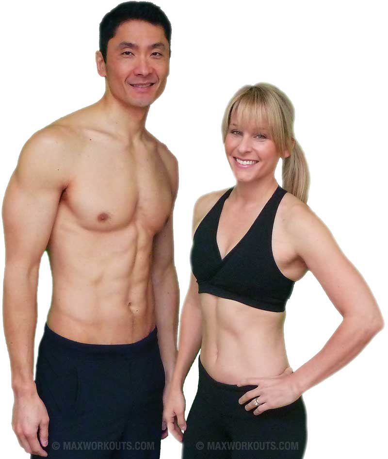 Max Workouts By Shin Ohtake High Intensity Workout Routines That