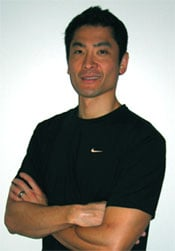 Portrait of Shin Ohtake, Strength Coach, Fitness & Fat Loss Expert