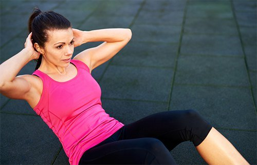 Ab Exercises To Lose Weight