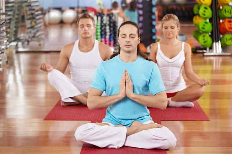 Yoga is great for relaxation, but is NOT best for fat-loss