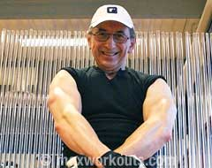 Jurij, 65: I've lost over 12 kilos and got new strength in every inch of my body!