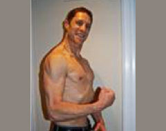 Larry, 48: My body is leaner and I feel in way better athleticcondition shape